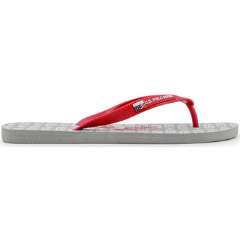 Chaussures Femme Tongs Buzzao Tongs rouges homme U.S. Polo Gris
