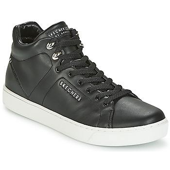 Chaussures Femme Baskets montantes Skechers PRIMA NOIR