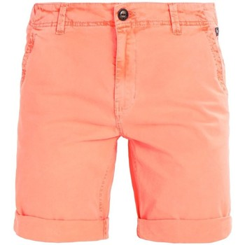 Vêtements Homme Shorts / Bermudas Petrol Industries FIERY CORAL Rose