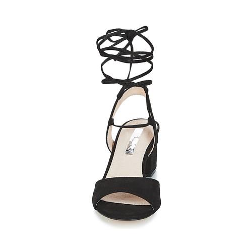 Sandales Nadriev pieds Noir Nu Et Xti Femme fg7bY6y
