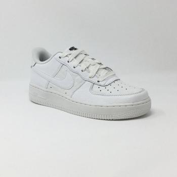 Chaussures Homme Baskets mode Nike AIR FORCE 1 LV8  GS  BLANC blanc