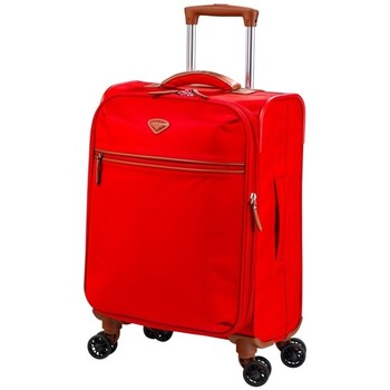 Sacs Valises Jump Valise  Cabine 4 roues NICE extensible Coquelicot Rouge