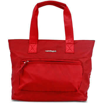 Sacs Femme Cabas / Sacs shopping Buzzao Sac à main business rouge Laura Biagiotti Rouge