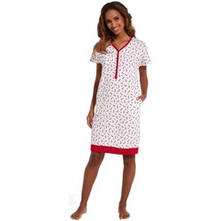 Vêtements Femme Pyjamas / Chemises de nuit Cornette Nightshirt model 114878 Multicolor