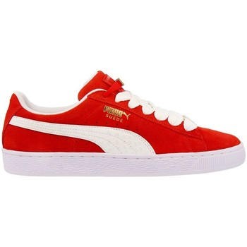 Chaussures Homme Baskets basses Puma Suede Classic Bboy Fabulous Flame S Rouge