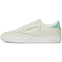 Chaussures Femme Baskets basses Reebok Sport Club C Popped Perf Blanc