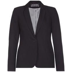 Vêtements Femme Vestes / Blazers Anastasia Veste de costume simple boutonnage Black