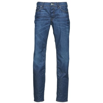 Vêtements Homme Jeans droit G-Star Raw 3301 LOW TAPERED Bleu Medium