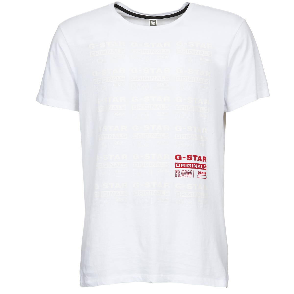 G-Star Raw RITZIEN Blanc
