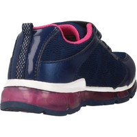 Chaussures Fille Baskets basses Geox J ANDROID GIRL Blue