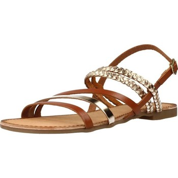Chaussures Femme Sandales et Nu-pieds Gioseppo 45351G Or