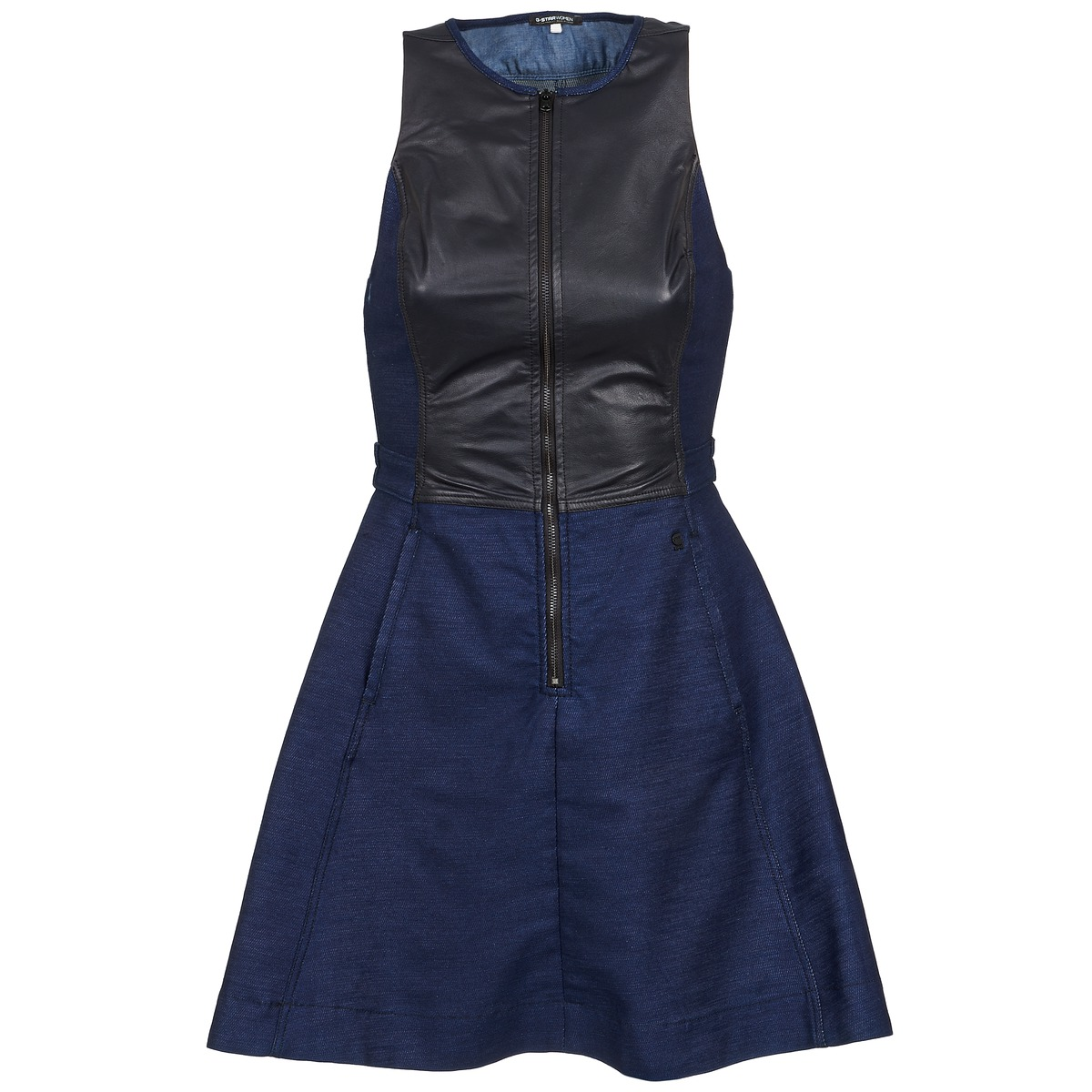 G-Star Raw SUTZIL DRESS Marine / Noir