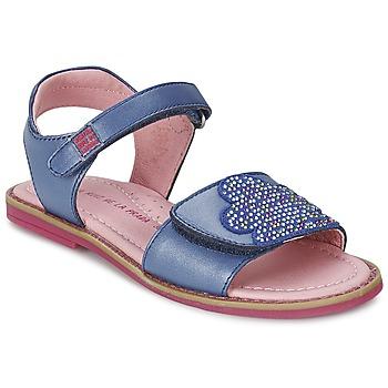 Chaussures Fille Sandales et Nu-pieds Agatha Ruiz de la Prada MISS PONZA Bleu