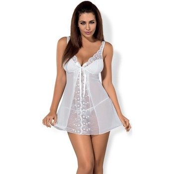 Vêtements Femme Pyjamas / Chemises de nuit Obsessive Sexy set model 64832 Fehér