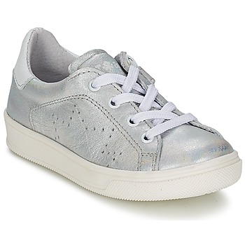 Chaussures Fille Baskets basses Acebo's GAILA Argent