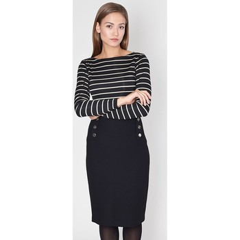 Vêtements Femme Jupes Click Fashion Skirt model 104350 Fekete
