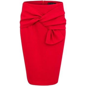Vêtements Femme Jupes Click Fashion Skirt model 104384 Piros