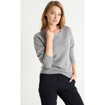 Vêtements Femme Pulls Greenpoint Chandail model 104894 gris
