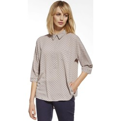 Vêtements Femme Chemises / Chemisiers Enny Chemisier model 74555 gris