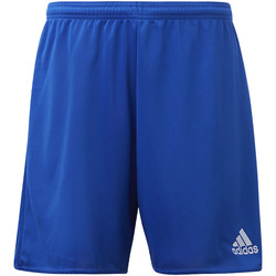 Vêtements Homme Shorts / Bermudas adidas Performance Short Parma 16 Bleu / Blanc