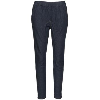 Pantalons fluides Nikita REALITY SLIM Bleu brut 350x350
