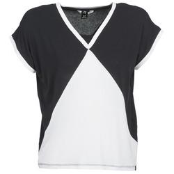 Vêtements Femme T-shirts manches courtes Nikita NEWSON Noir / Blanc