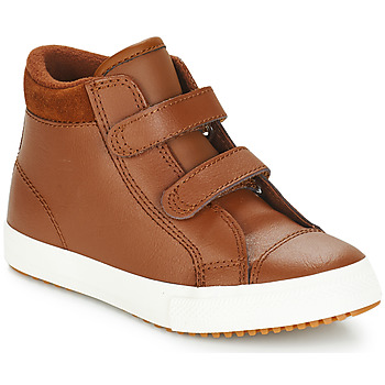 Chaussures Enfant Baskets montantes Converse CHUCK TYLOR ALL STAR AV PC BOOT - HI BROWN