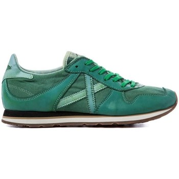 Chaussures Baskets basses Munich Fashion MASSANA Vert