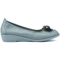 Chaussures Femme Ballerines / babies Vulladi Manoletinas  Bubbles 5478 GRIS