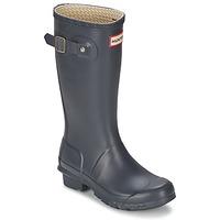Chaussures Enfant Bottes de pluie Hunter ORIGINAL KIDS Navy