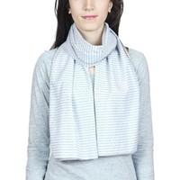 Accessoires textile Femme Echarpes / Etoles / Foulards Baisers Salés Echarpe coton Darna blanc