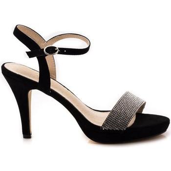 Chaussures Femme Sandales et Nu-pieds Azarey 375A236 Noir