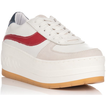 Chaussures Baskets basses Sixty Seven  blanc