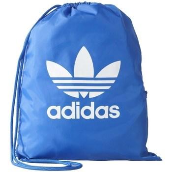 Sacs Sacs adidas Originals Gymsack Trefoil bleu