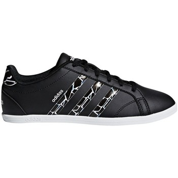 Chaussures Femme Baskets basses adidas Originals VS Coneo QT W Noir