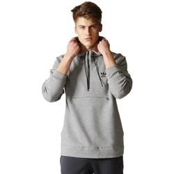 Vêtements Homme Sweats adidas Originals Originals Shadow Tones Half Zip Gris