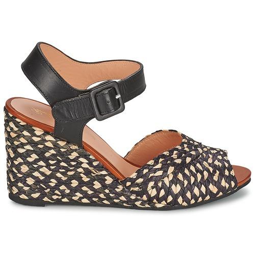 Dison Clergerie Nu Femme Sandales Robert Chaussures pieds Et Noir HID9eEW2Y