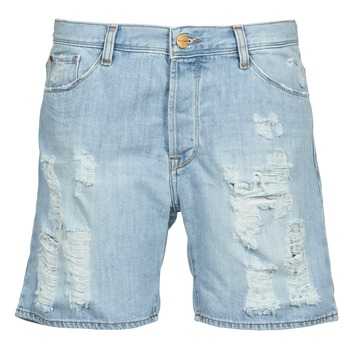 Vêtements Femme Shorts / Bermudas Acquaverde BOY SHORT Bleu Clair