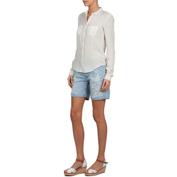 Short Bleu Clair Boy Vêtements Acquaverde Femme ShortsBermudas v0PNnwOym8