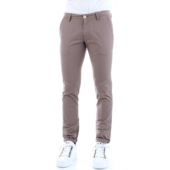 Vêtements Homme Chinos / Carrots Fradi 181PYF320_G181CN6541 PANTALON Homme Marron