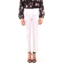 Vêtements Femme Chinos / Carrots Marella Sport RIBE Pantalon Femme optical white optical white