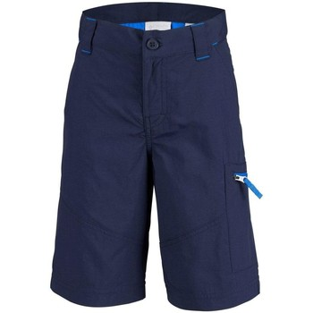 Vêtements Enfant Shorts / Bermudas Columbia B Silver Ridge Novelty Short bleu marine