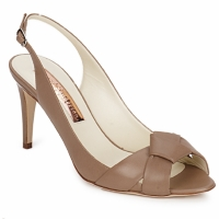 Chaussures Femme Sandales et Nu-pieds Rupert Sanderson GAYNOR FAWN