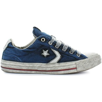 Chaussures Homme Baskets mode Converse Limited Ed. Star Player Distressed 1601029C bleu