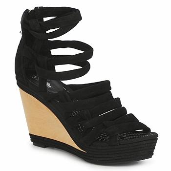 Chaussures Femme Sandales et Nu-pieds Belle by Sigerson Morrison APACHE HI BLACK
