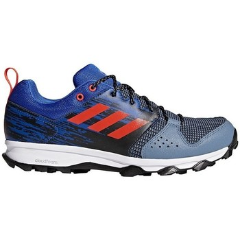 Chaussures Homme Baskets basses adidas Originals Galaxy Trail Orange-Bleu