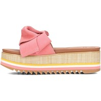 Chaussures Femme Mules Gioseppo 44059 Beige-Rose