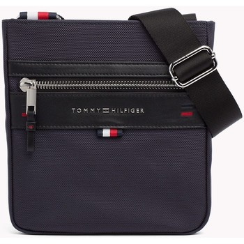 Sacs Homme Besaces Tommy Hilfiger Elevated Mini Crossover Noir