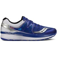 Chaussures Homme Baskets basses Saucony Hurricane Iso 3 Bleu marine