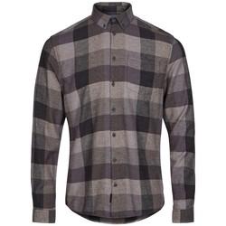 Vêtements Homme Chemises manches longues Minimum PELHAM Gris